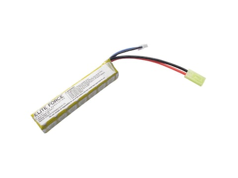 Elite Force 11.1V 900 MAH 15C Lithium Stick Battery with Tamiya Connector