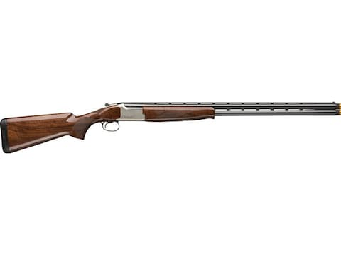 "Browning Citori CXS White Shotgun 12 Gauge 32"" Barrel Silver Receiver, Walnut Stock"