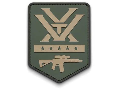 Vortex Optics Badge Morale Patch