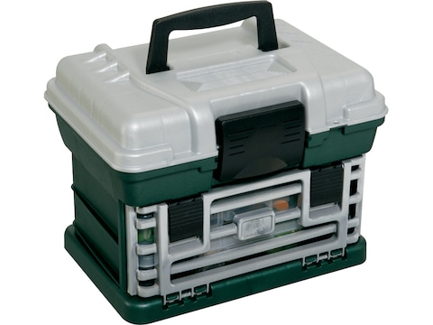 Plano 2-By Rack 3600 Tackle Box System