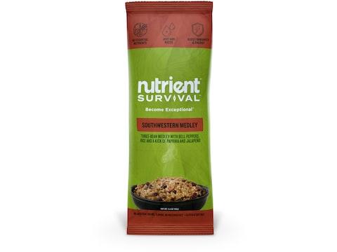 Nutrient Survival Southwestern Medley Freeze Dried Food