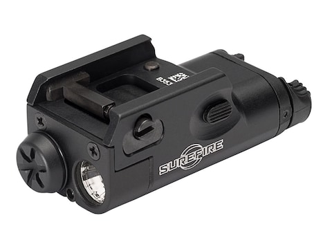 Surefire XC1-B Compact Weapon Light LED with 1 AAA NiMH Rechargeable Battery Aluminum B...