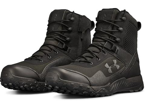 "Under Armour UA Valsetz RTS 1.5 Side-Zip 7"" Tactical Boots Synthetic Men's"