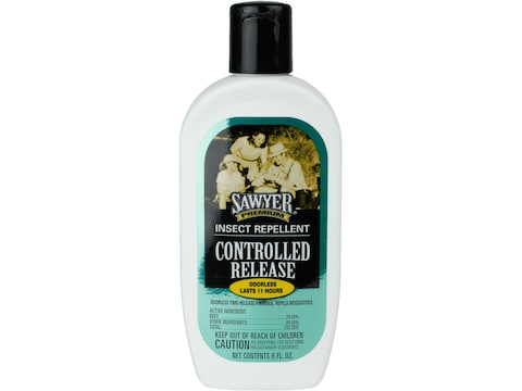 Sawyer Premium Controlled Release Insect Repellent 20% Deet Lotion 6 oz
