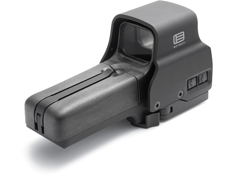 EOTech 518.A65 Holographic Weapon Sight 68 MOA Circle with 1 MOA Dot Reticle Matte AA B...