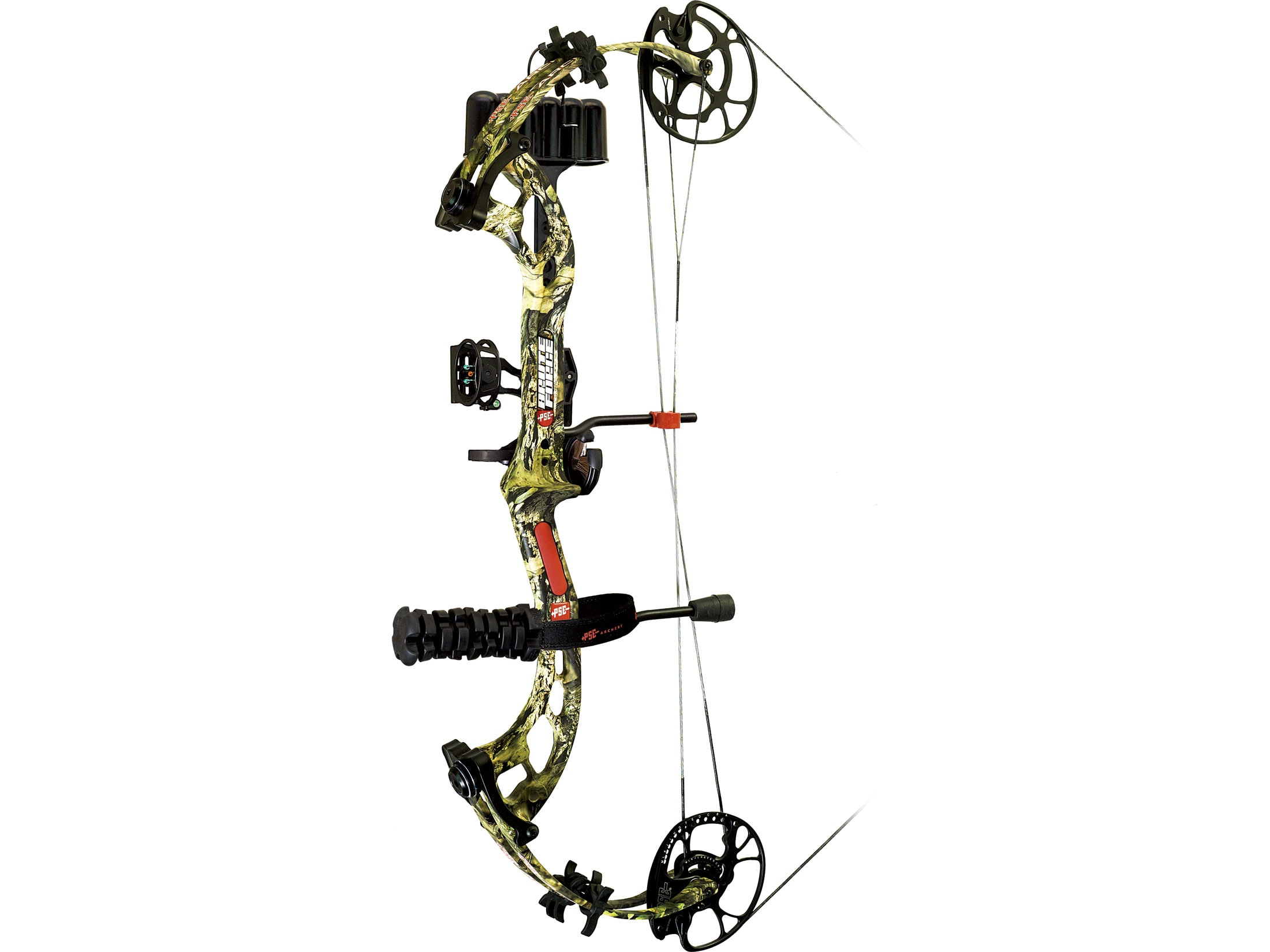 PSE Brute Force Compound Bow Package Right Hand 60-70 lb 25-31 Draw
