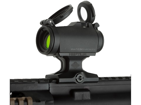Reptilia DOT Aimpoint T-1, T-2 Mount Lower 1/3 Co-Witness Height Aluminum