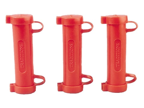 Traditions Universal Magnum Fast Loader Pack of 3
