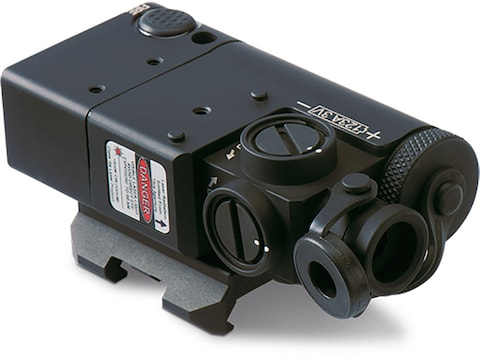 Steiner OTAL-A Green Laser Sight with Picatinny-Style Mount Black