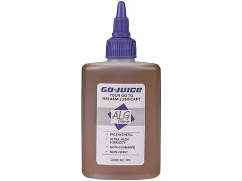 ALG Go-Juice Gun Lubricant 4oz Liquid