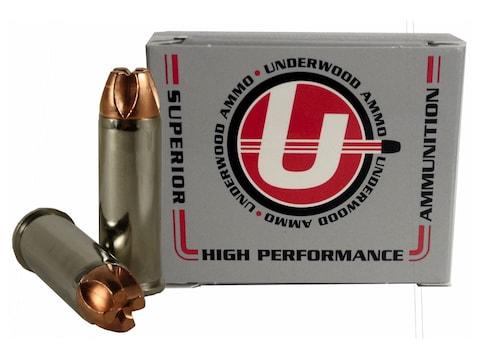 Underwood Ammunition 44 Special 220 Grain Lehigh Xtreme Penetrator Lead-Free Box of 20