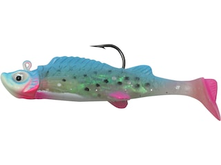 Northland Mimic Minnow Shad Glo Rainbow 1/8 oz