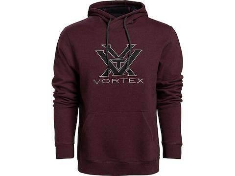 Vortex Optics Men's Core Logo Comfort Hoodie