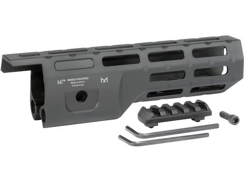 "Midwest Industries M-Lok Handguard Ruger 10/22 TakeDown 8.0"" Aluminum Black"
