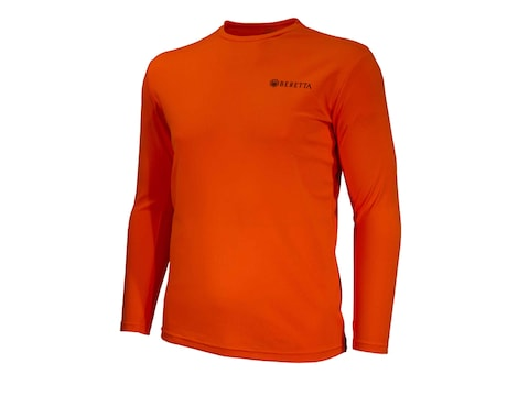 Beretta Men's US Tech Long Sleeve T-Shirt Polyester