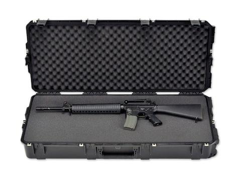"SKB iSeries 4217 Mil-Spec AR Short Scoped Rifle Case 42.5"" Polymer"