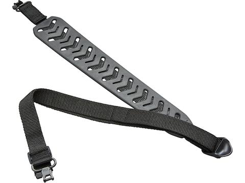 Butler Creek Comfort V-Grip Sling with Swivels Rubber Black
