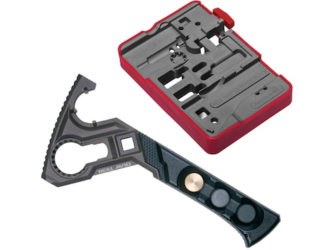 Real Avid AR-15 Armorer's Master Wrench, Master Bench Block Kit