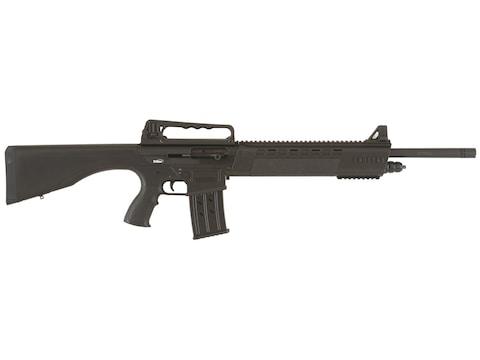 "Tristar KRX tactical AR Shotgun 12 Gauge 20"" Barrel, 5-Round Synthetic Stock, Carry Handle"
