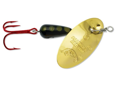 Panther Martin Classic Red Hook Inline Spinner
