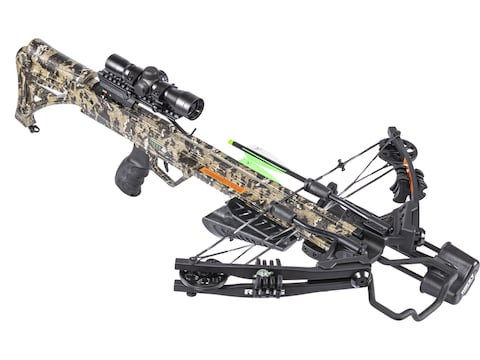 Rocky Mountain RM415 Camo Crossbow Package