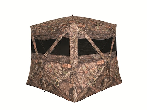 Summit Goliath 3 Person Ground Blind Mossy Oak Country
