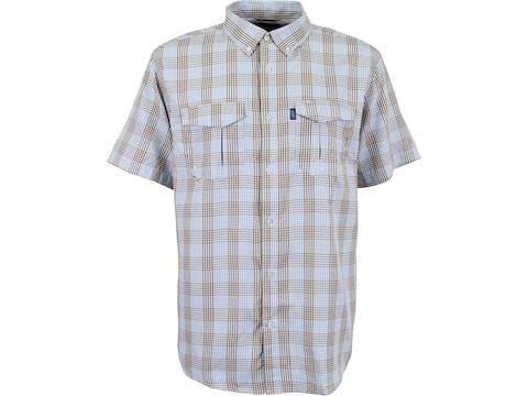 AFTCO Men's Paradise Tech Short Sleeve Shirt