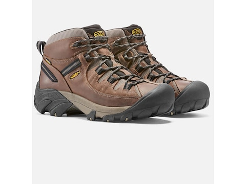 Keen Targhee II Mid WP Hiking Boots Leather/Synthetic Men's