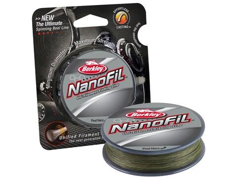 Berkley Nanofil Braided Fishing Line