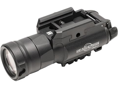 Surefire XH30 Masterfire Rapid Deployment Weapon Light LED with 2 CR123A Batteries Alum...