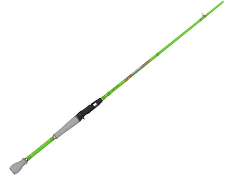 "Quantum Accurist Green 7'2"" Casting Rod Med Hvy"