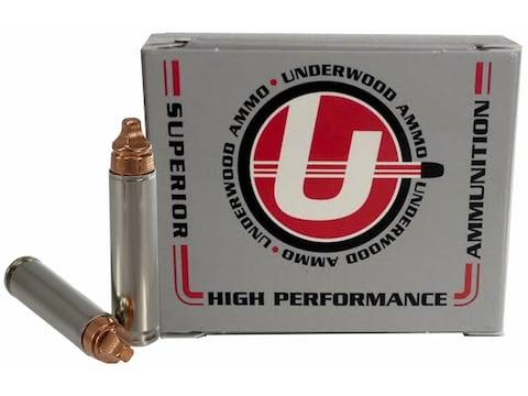 Underwood Ammunition 30 Carbine 85 Grain Lehigh Xtreme Cavitator Lead-Free Box of 20