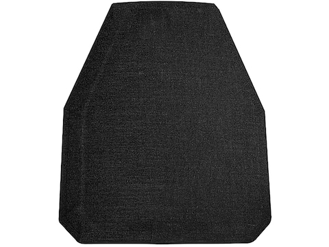 """Bulletproof-it Body Armor Stand Alone Ballistic Plate Level IV Shooters Cut 10"""" x 12"""" C..."""