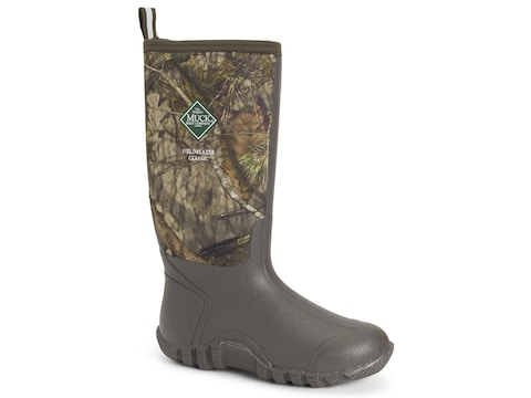 Muck Fieldblazer Classic Hunting Boots Rubber and Nylon Men's