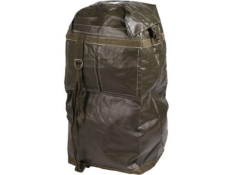 Military Surplus Czech Transportation Bag Grade 2 Olive Drab