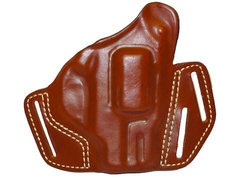 "Chiappa Rhino Revolver 2"" Brown Leather Holster"