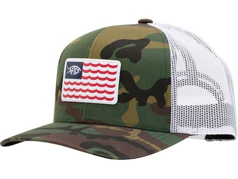 AFTCO Men's Canton Snapback Trucker Hat