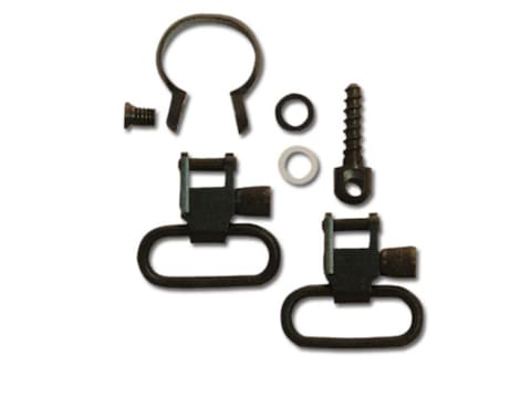 """GrovTec Sling Swivel Studs with 1"""" Locking Swivels and Barrel Band Set Remington 760 an..."""