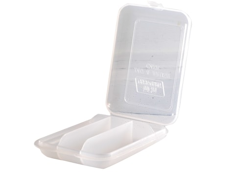 MTM Cleaning Jag and Brush Case Plastic Clear
