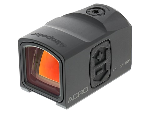 Aimpoint ACRO P-1 Red Dot Sight 3.5 MOA Dot Matte