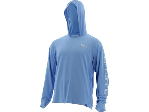 Huk Men's Icon X Performance Hoodie Polyester/Spandex