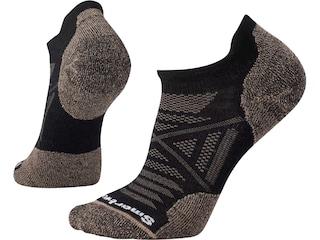 Smartwool Men's PhD Outdoor Light Micro Socks Black Medium 1 Pair (6-8.5)