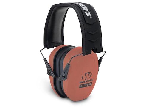 Walker's PRO Passive Earmuffs (NRR 27dB)