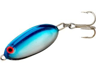 Bomber Slab Spoon 7/8 oz Metachrome Blue Back