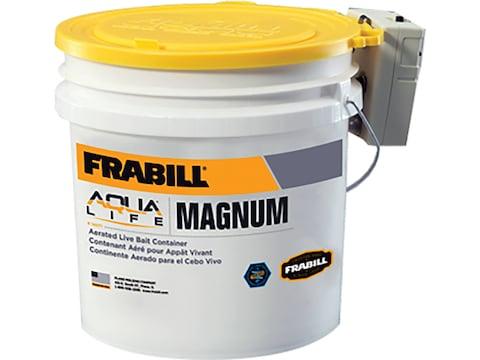 Frabill Magnum Bait Bucket with Aerator