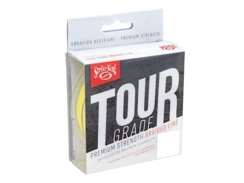 Strike King Tour Grade Braided Fishing Line