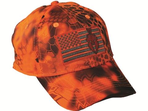 Kryptek Low Profile Camo Flag Cap