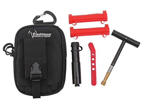 Traditions Field Shooter's Kit with Belt Pouch