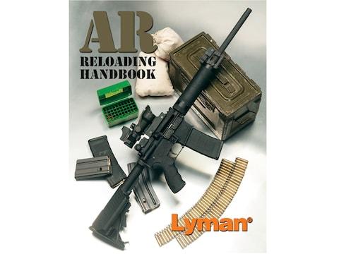 Lyman AR Reloading Handbook Reloading Manual