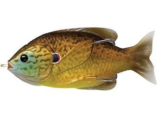 "LIVETARGET Sunfish Walking 3"" Topwater Copper Pumpkinseed"